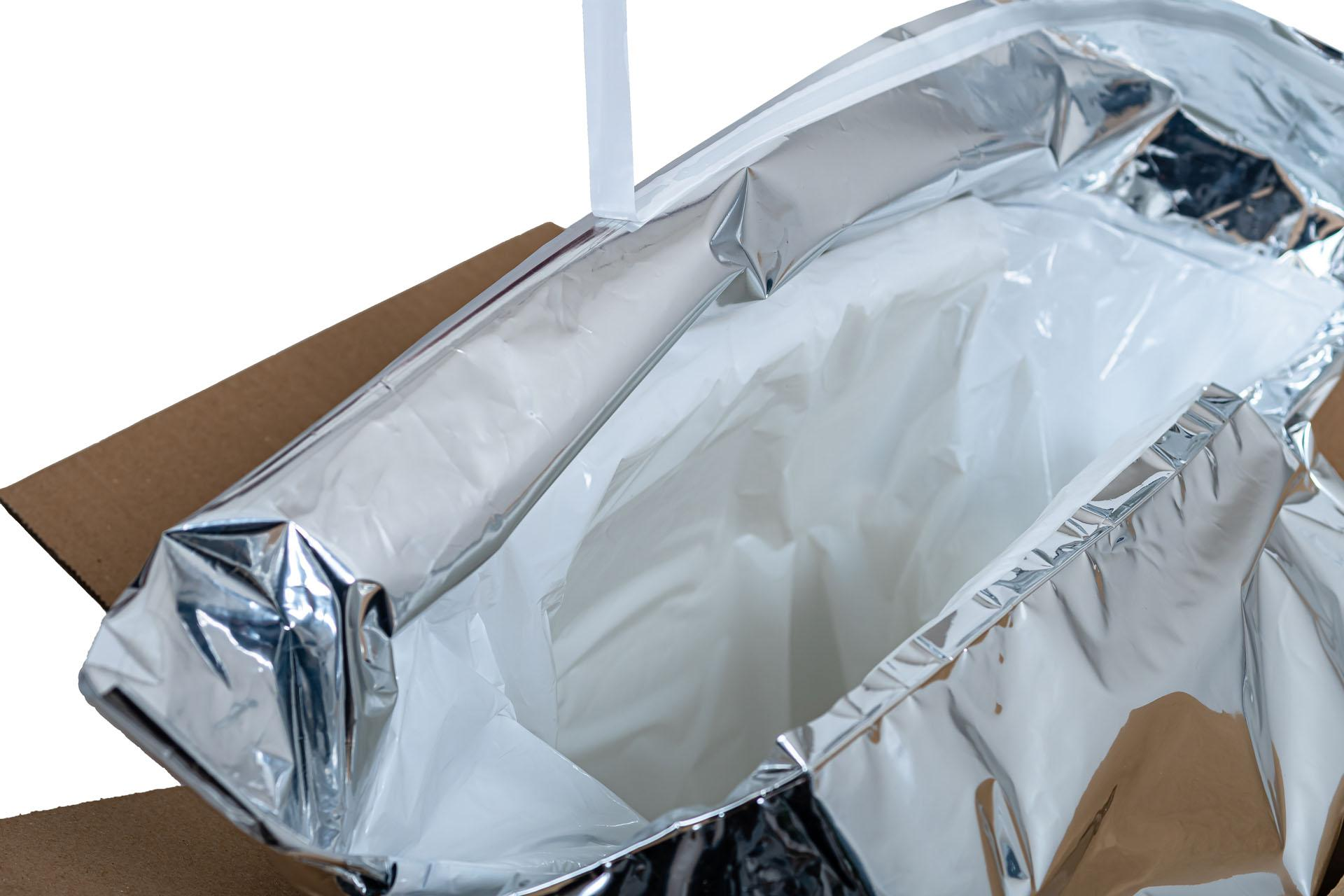 Emballage Fresh cube 25 Litres - SACISO