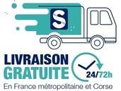 Livraison gratuite d'emballages isothermes en France