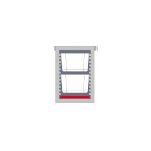 Caisse isotherme pour produits frais ou chaud