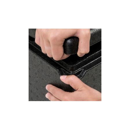Conteneur isotherme avec ouverture facile