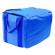Caisse isotherme avec poignées tissées robustes
